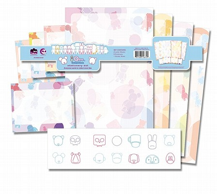 Qee Stationery Set Toy2r